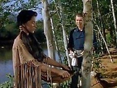 Debra Paget Battered Arrow (1950)