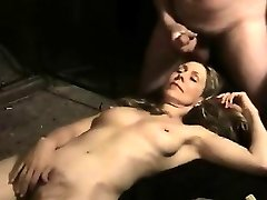Unshaved fledgling mature mumsy double  Eileen from 1fuckdatecom