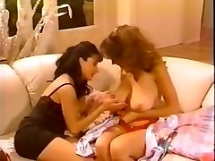 The Coming Of Christy (Lesbian Scene) (Christy Canyon & Madison Fur Covered Point Of View)