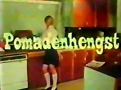 ヴィンテージ70年代のドイツ-Pomadenhengst-cc79