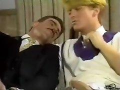 Fabulous amateur Blonde, Bisexual adult movie