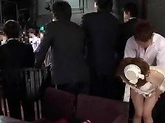 Insatiable Japanese model Rio Sakura, Aiko Hirose in Sexy Antique JAV clip