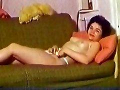 Incredible Asian girl in Hottest Retro, Striptease JAV scene