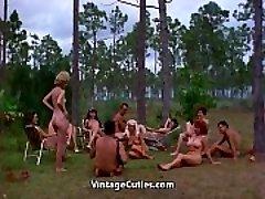 Nudist Life on the Island