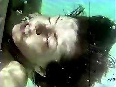 Vintage Underwater fuck-fest