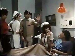 Nurse Parker treats patient to a blow-job