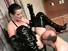KFA strap on dildo bitch pvc 90's antique dol5