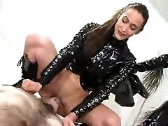 KFA strap-on slut pvc 90's vintage dol4