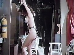 Retro Eighties Bondage Handcuffs & Walkman