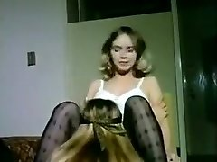 Hottest Homemade record with Vintage, Girly-girl scenes