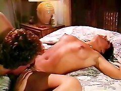 Hyapatia Lee, Joey Silvera in explosive climaxes in scorching vintage erotica