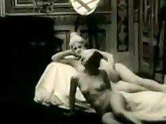 Antique Erotic Movie 3 - The Saucy Chambermaid 1907