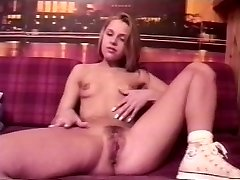 Anna Marek - Blondie teen from Poland fuck stick