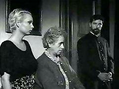 Judith Bodor Pound in front of Grannie