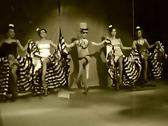 Burlesk-Strip Show-Mega Mix Up-23 Can-Can Retro