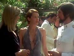 Great looking babes in lesbian act