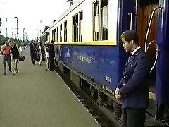 Fervor in train