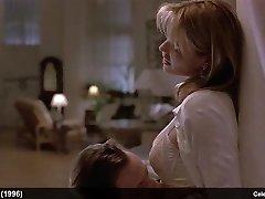 Elle Macpherson undergarments and erotic movie scenes