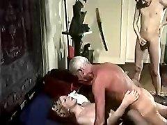 Винтаж порно. Гофман и сын. Полная Версия.