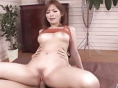 The perfect fuck session for curvy ass Buruma Aoi