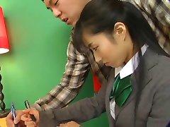 ژاپنی در مدرسه سواری D
