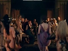 Spartacus: Orgy sequence 01