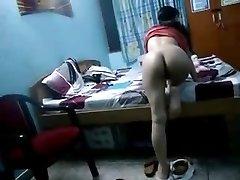 Indian Hidden Webcam Hookup Scandal Fucked In