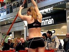 בנות gimnastas פארא alucinar