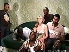 Black Gangbang White