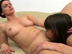 FemaleAgent - MILF agents incredible ejaculations