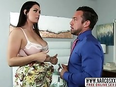 Finicky Mommy Alison Tyler Lets Hot Schlong