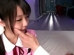 Incredible Japanese doll in Fabulous JAV censored Fingering, Small Hooters movie