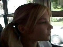 school bus chick