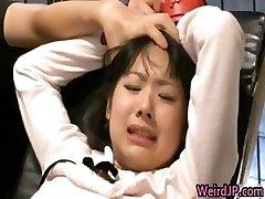 Aya Sakuraba crazy Asian model part3