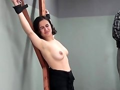 Yasmeena's breast flogging 2212
