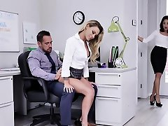 Isabelle Deltore, Isabella Uber-cute In Intra Office Sex Romp