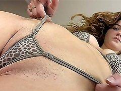Skye Blue & Vika model Unrighteous Weasel bikinis & strip nude