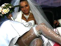 Real Brides Ready for the Honeymoon!