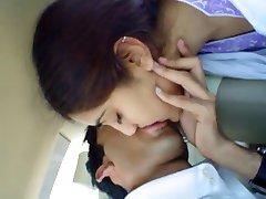 Namorada Lábios Beijar