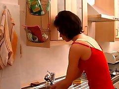حشری, سکس در آشپزخانه !
