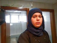 ترکی-عربی-آسیایی مخلوط hijapp عکس 20