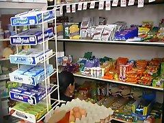 فروشگاه کارمندان ایرانی توسط دزدان