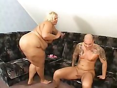 Cheap porterhouse canary with shaven pussy is fond of tattooed admirer with big cock