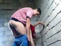 Arabe Pute sur bande
