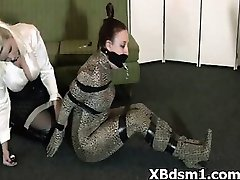 Kinky Young Girl BDSM Gore And Dom