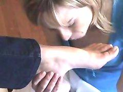 برده پا, جوراب, بعد از بدنسازی