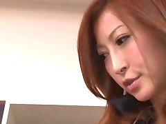 AzHotPorn.com - Beautiful Secretary Who Is Shamefully Wet