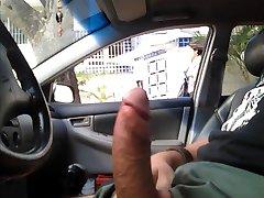 exibindo no carro