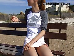 18 years old teen nude at beach