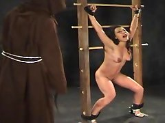 good and hard whipping for a loud girl